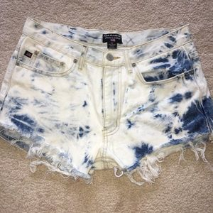 Ralph Lauren vintage denim shorts